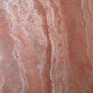 خرید آنلاین سنگ تراورتن قرمز اصفهان