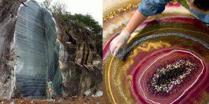 تفاوت سنگ طبیعی و سنگ مصنوعی