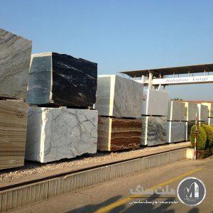 خرید سنگ ساختمانی