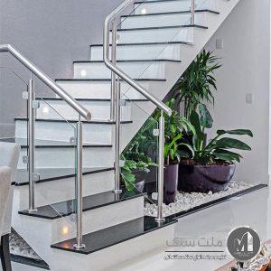 طراحی راه پله ساختمان